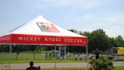 Mickey Kydes Soccer Tent